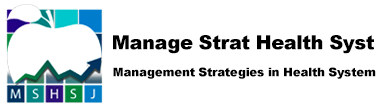 Management Strategies in Health System